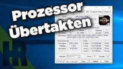 Prozessor übertakten für Anfänger | CPU OC - PC Bauen Part #15