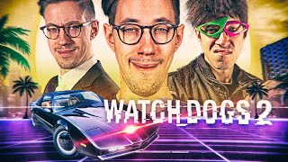 Knight Rider sein Urenkel | Watch Dogs 2