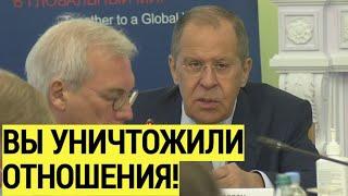Срочно! Запад ПОБЛЕДНЕЛ: Заявление Лаврова ОШАРАШИЛО европейских партнеров