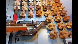 The Ultimate Jig for making A Wood star Puzzle (Escher Solid) thumbnail