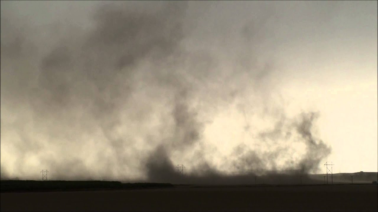 5/20/14 Mitchell, NE Blowing Dust - YouTube