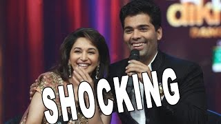 OMG! Madhuri, Karan Johar out of