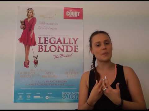 Who is the most interesting character in Legally Blonde?