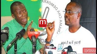 """Polepole ampiga mkwara Katibu Mkuu CHADEMA """"Rais Magufuli anatekeleza ilani ya CCM"""""""