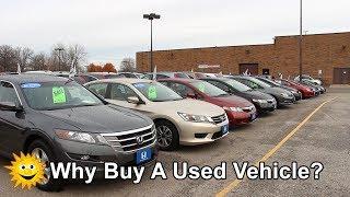 Sunnyside Honda - Why Buy a Used Car From Sunnyside Honda?