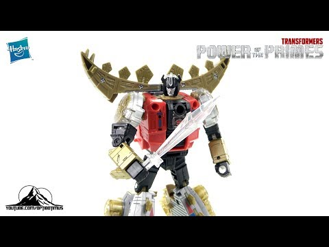 Optibotimus Reviews: Transformers Power of the Primes Deluxe Class SNARL