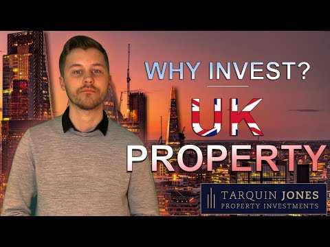 Why You Should Invest In UK Property | Buy To Let UK Property investing | Property Business