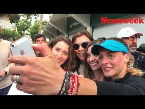 Ana Bogdan, prima victorie din carieră la Roland Garros