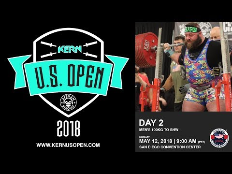The Kern US Open USPA Powerlifting Competition | Day 2