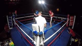 Ultra White Collar Boxing | Derby | Ashley Smith VS Sam Ward