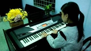 SDA: 161 Giê-su thiết hữu( What a friend we have in Jesus)_ piano