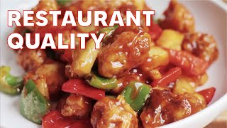 咕老肉 - Sweet and Sour Pork