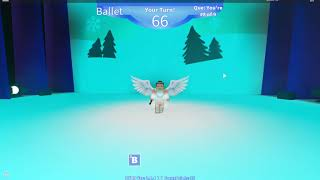 ~ ROBLOX ~ Dance Your Blox Off ~ Ballet _ Rivers Flows In You ~