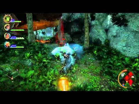 Dragon Age Inquisition on Twitch Part 5 - The Warden's Diary.