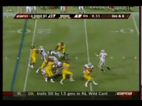 2007 Ohio State VS. Northwestern/Minnesota