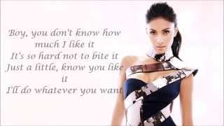 Nicole Scherzinger - Your Love lyrics