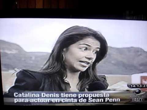 CATALINA DENIS EN CARACOL TV