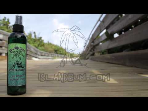 Island Bum After Sun Spray South Florida Skin Care