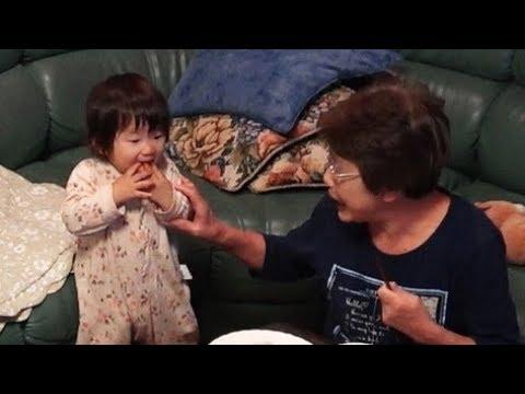 【 オススメ動画 】みーちゃん激辛食べちゃう事件再び!家族ごはん食べる 【 ナスと豚の甘味噌煮込み・グリングラタン 】