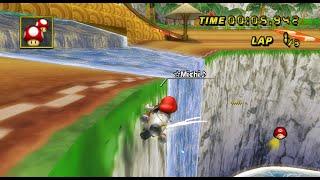 [Mario Kart Wii 300cc TAS] DS Yoshi Falls 29:254
