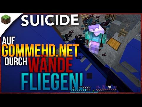 GOMME NOCLIP BYPASS (DURCH WÄNDE FLIEGEN XD) » Lets Hack: BedWars, SkyWars & SurvivalGames