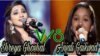 Awesome song Banarasiya by Anjali gaikwad vs shreya ghoshal