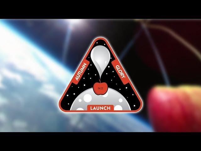 Autumn Glory® Apple MKII Balloon Launch
