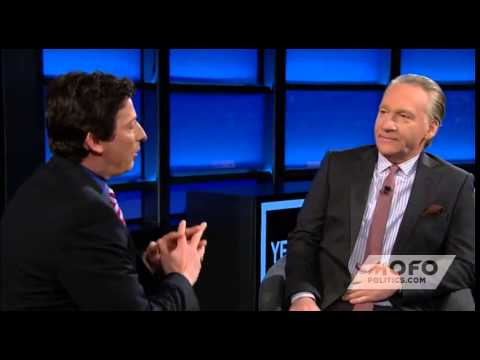 Bill Maher vs. Politically Correct Professor on Islam