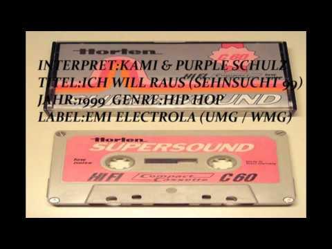 KAMI & PURPLE SCHULZ ICH WILL RAUS SEHNSUCHT 99