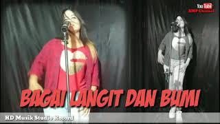 Bagai Langit Dan Bumi ( Cover Lagu Official AMP )