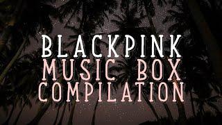 Download BLACKPINK Music Box Compilation | Sleep Study Lullaby Playlist Mp3