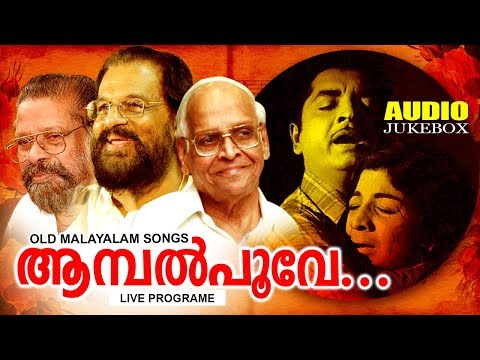 ambalpoove evergreen malayalam old movie songs super hit malayalam songs audio jukebox malayalam kavithakal kerala poet poems songs music lyrics writers old new super hit best top   malayalam kavithakal kerala poet poems songs music lyrics writers old new super hit best top