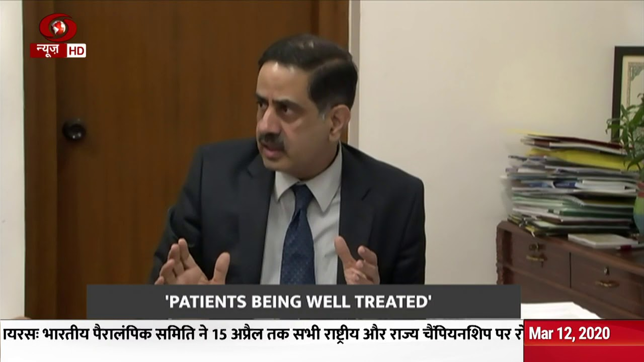 ICMR Director- General: Most coronavirus cases found in foreign nationals