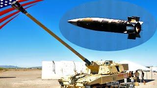 【65km先にピンポイント着弾】新型自走砲