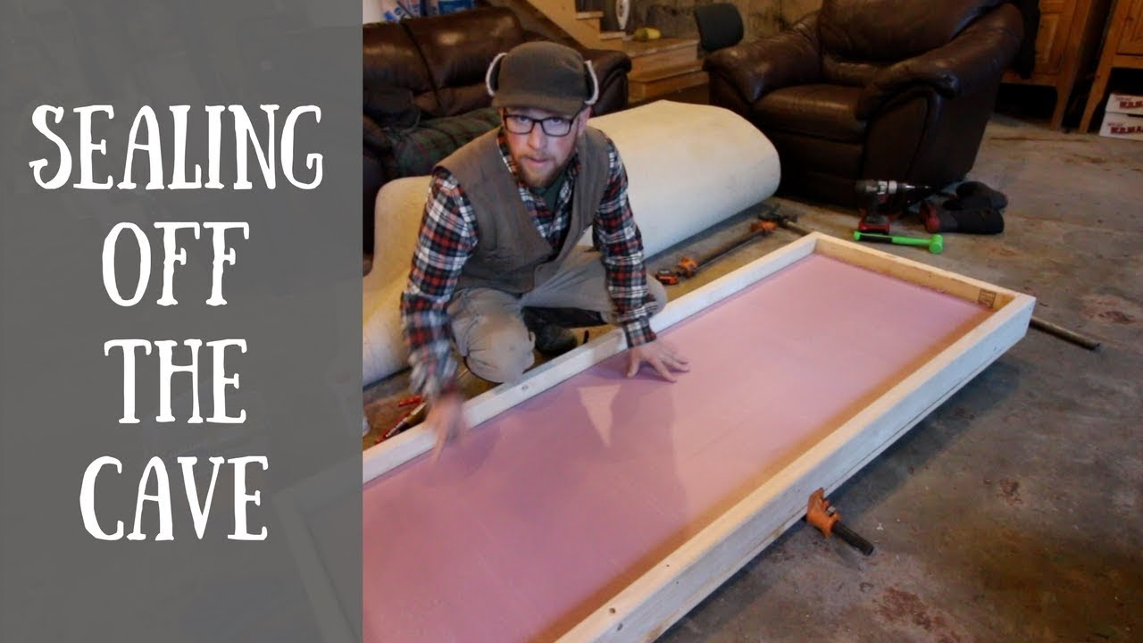 Diy Insulated Barn Board Door For Our Root Cellar Youtube