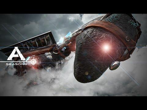 ARK: Survival Evolved - ELEMENTAL TITANOSAUR, LVL 1000+ KENTRO TAMING #22 - Pugnacia Modded Gameplay