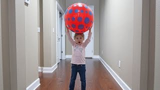 A New Red Ball