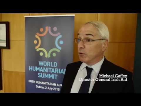 Irish Humanitarian Summit 2015: Personal Highlights