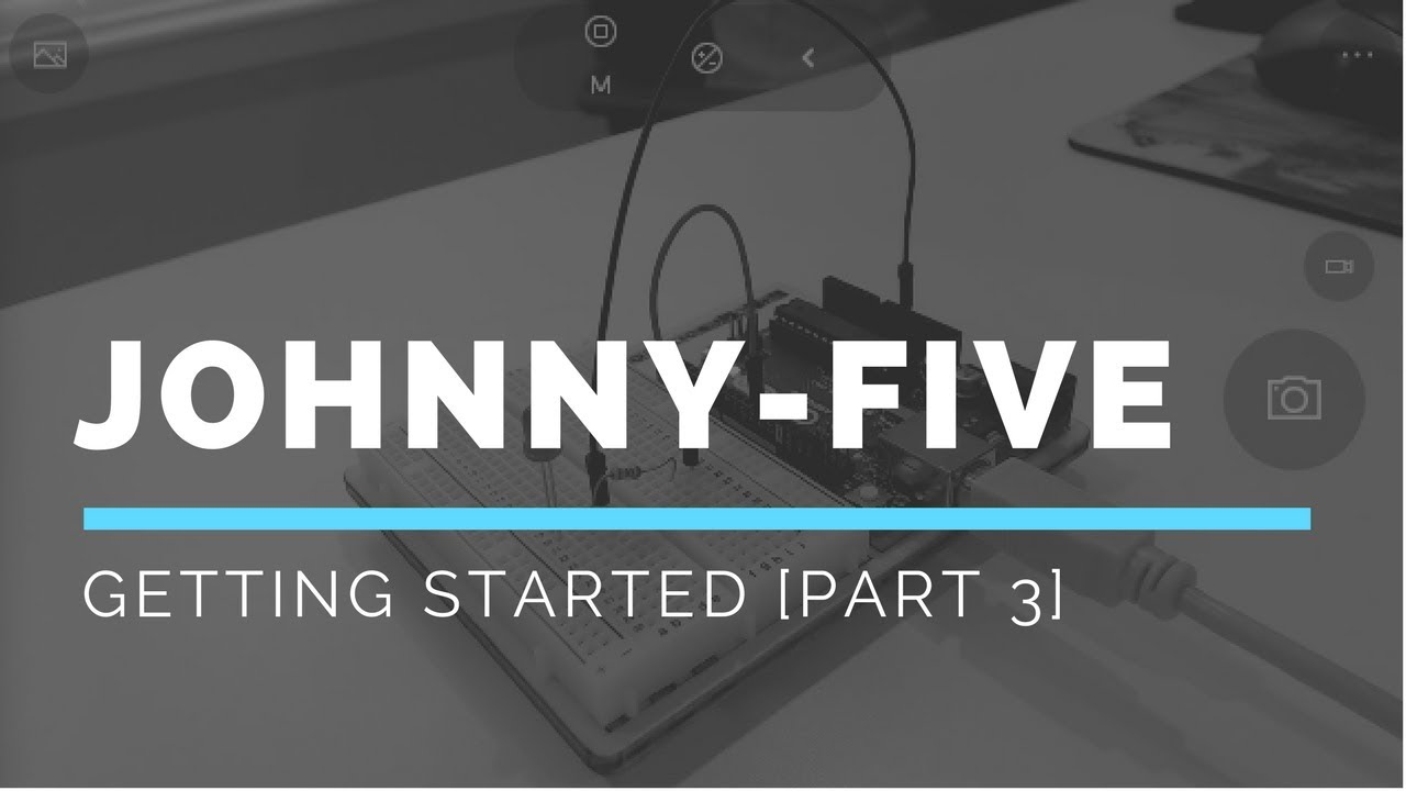 Getting Started with the Johnny-Five Robotics Framework [Part 3]: Arduino  Configuration