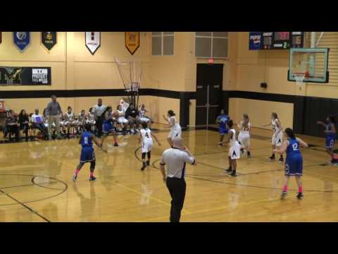 Manteo High School vs. Columbia January 5, 2017