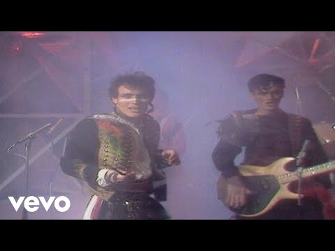 Adam & The Ants - Dog Eat Dog (Live in Manchester)