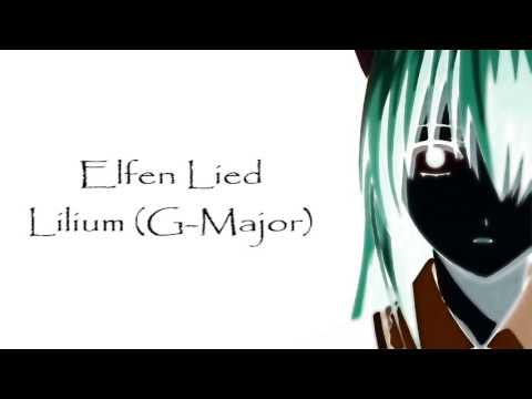 Elfen Lied- Lilium in G Major