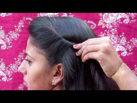EVERYDAY HAIRSTYLE || COLLAGE GIRLS HAIRSTYLE