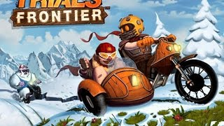 Trials Frontier 19 из 23 трасс с Data Cubes Secret places