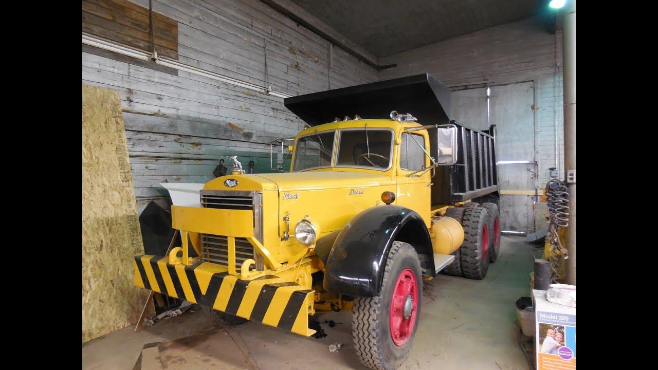 dump trucks Vintage