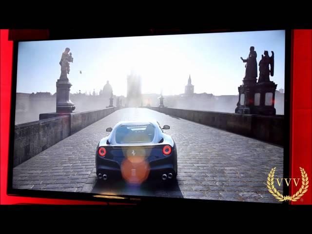 Forza 5 Exterior View Ferrari F12 Berlinetta E3 2013