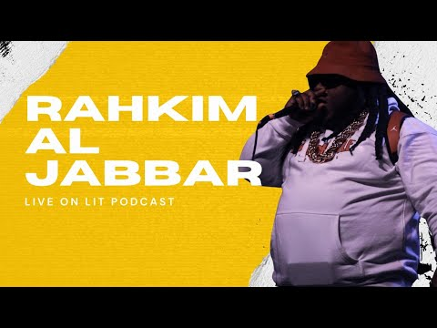 Rahkim AL Jabbaar Setting the bar! Lauryn hill being #1 rapper working with Jaguar Wight & more!