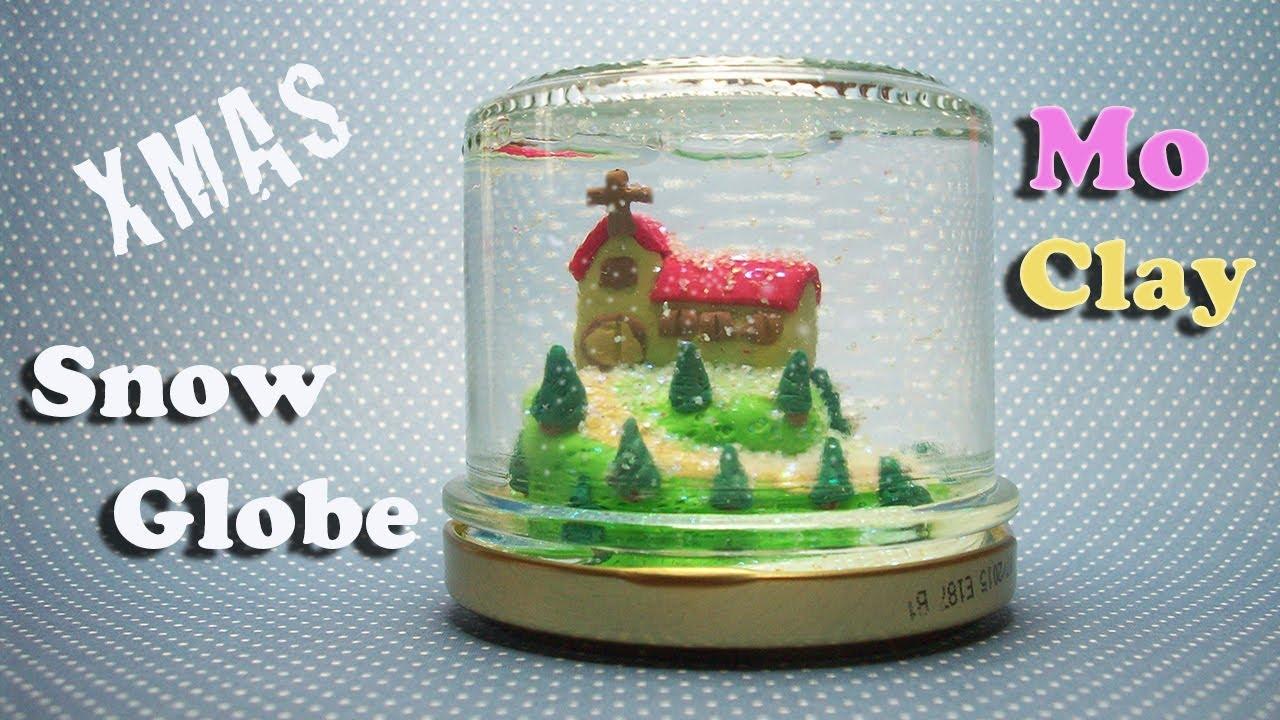 How To Make Christmas Globes