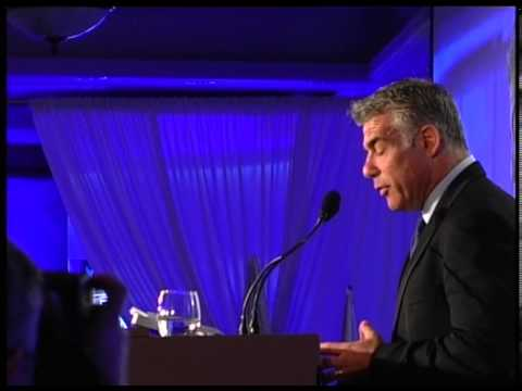 Israel News - Yair Lapid: Israeli-Palestinian Conflict Is Psychological Not Territorial