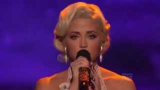 CeCe Frey - Wind Beneath My Wings The X Factor USA 2012 (Thanksgiving week) Live Show 6